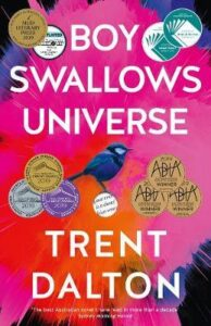 Boy Swallow Universe by Trent Dalton